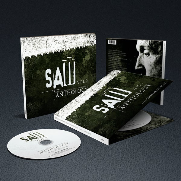 Image of Saw Anthology Vol 2 - Charlie Clouser