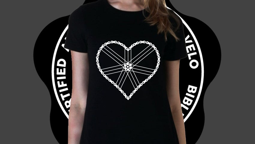 Image of Love Cycling T-Shirt