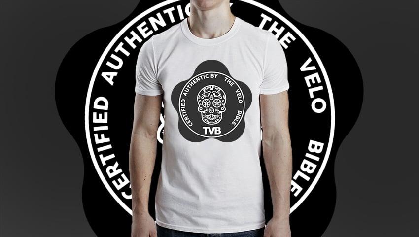 Image of The Velo Bible Original T-Shirt