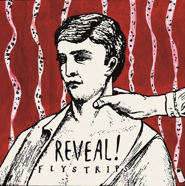 """Image of REVEAL! - Flystrips 12"""" Vinyl"""