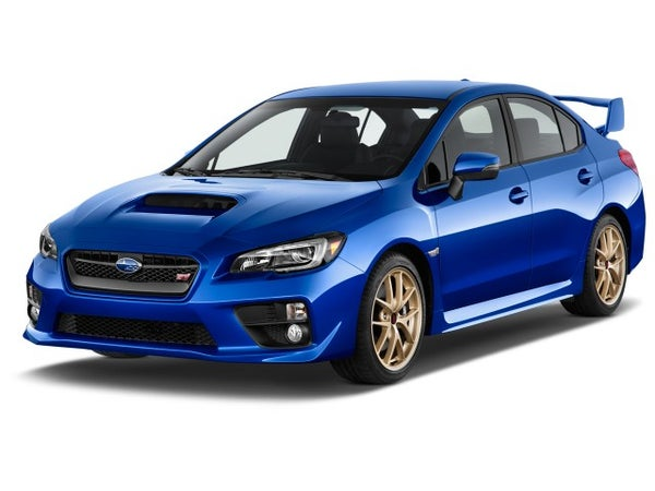 Image of Subaru 2015-2018 WRX, STi, Impreza () • 4th Gen Carbon Fiber Trim Set