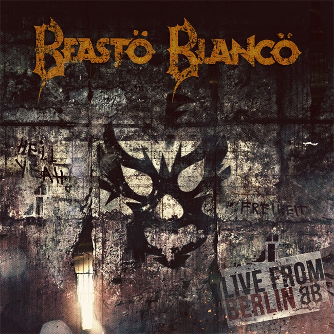 "Image of OFFICIAL - BEASTO BLANCO - ""LIVE FROM BERLIN"" CD"