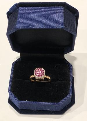 Image of 925 Silvia ring