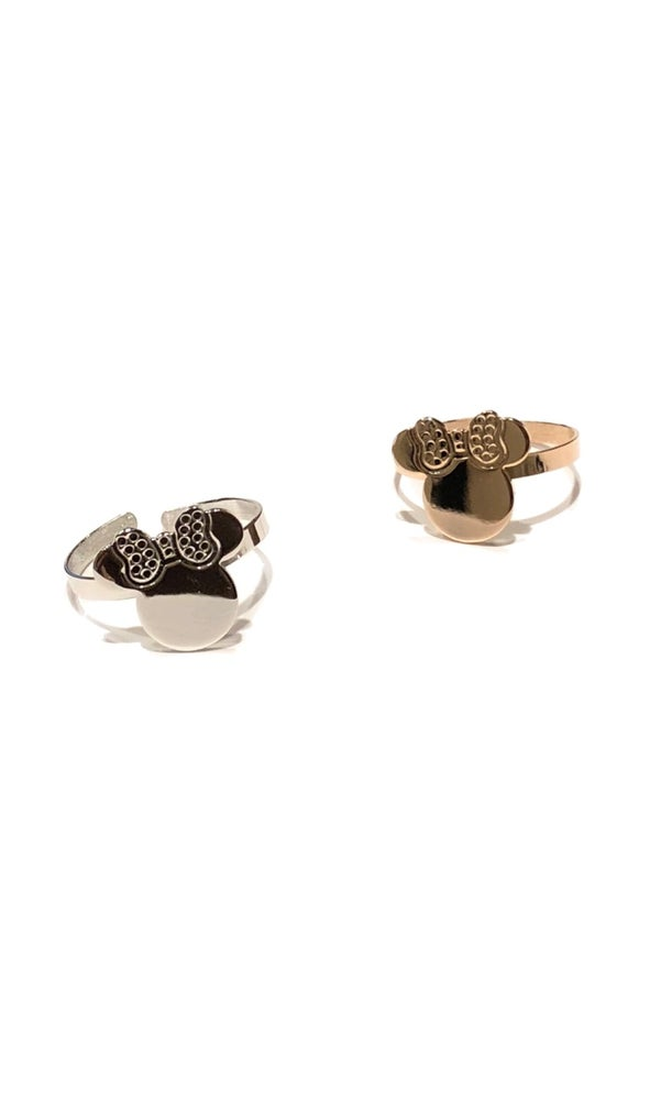 Image of 925 Minnie Ring