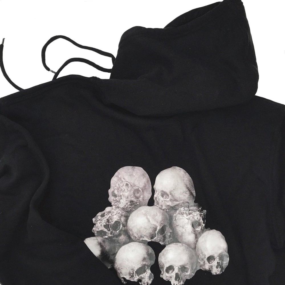 Image of Human Skulls Hoodie