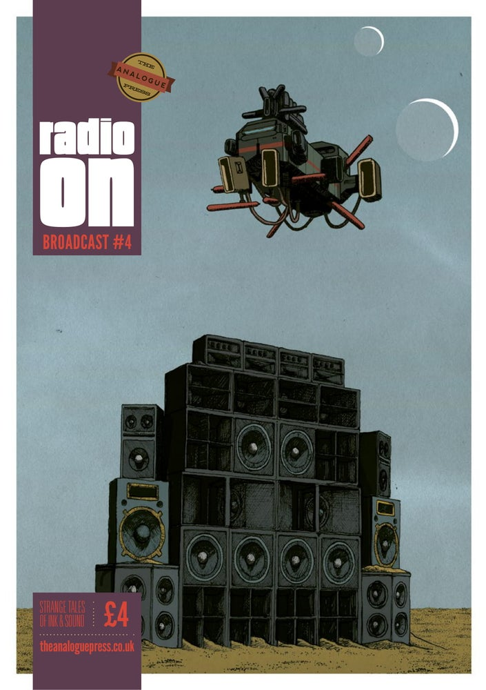 Image of Radio On - Broadcast #4
