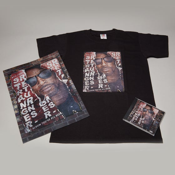 Image of STRANGER RETURNS ALBUM | DELUXE PACKAGE | CD | T SHIRT | POSTER