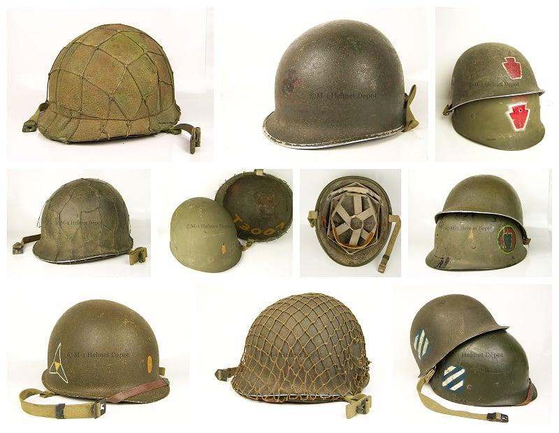 Image of Sold Helmets 10!