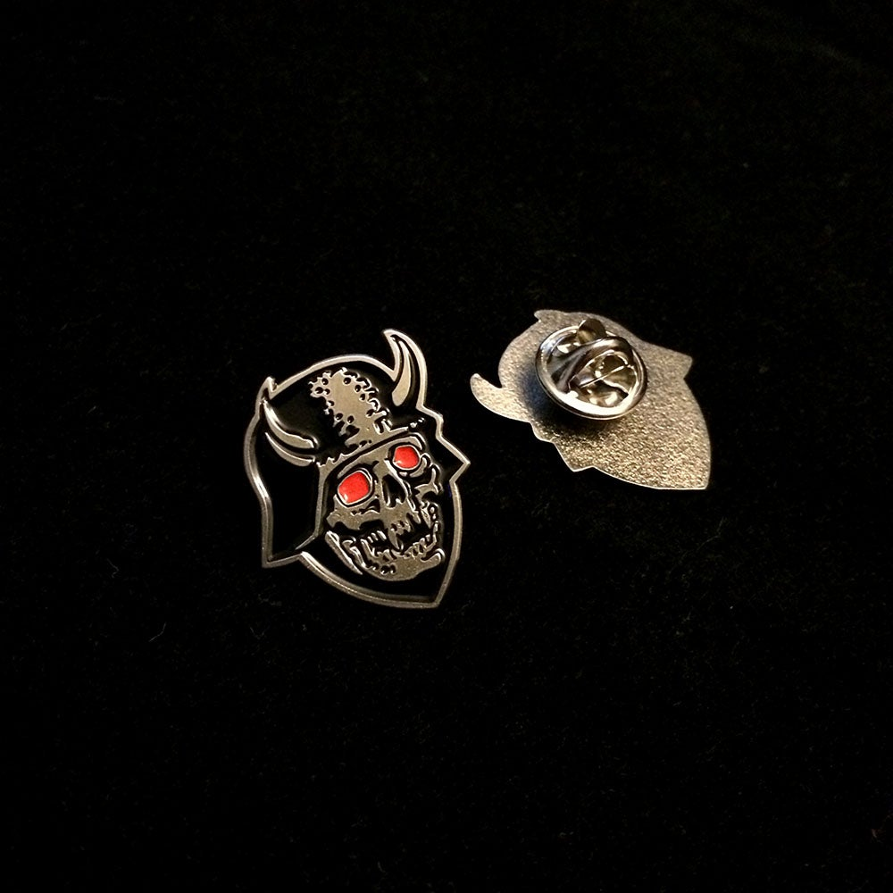 Image of Flammenwerfer Pin