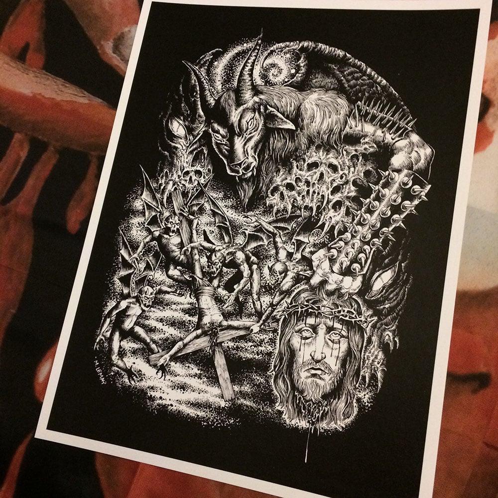 Image of Christ Beheading