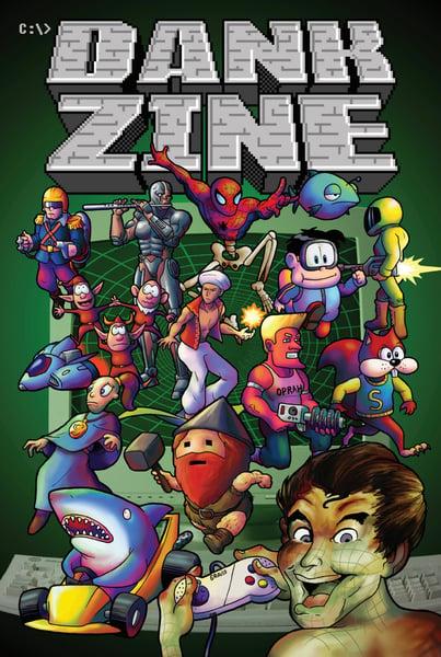 Image of Dank Zine: Issue Eleven