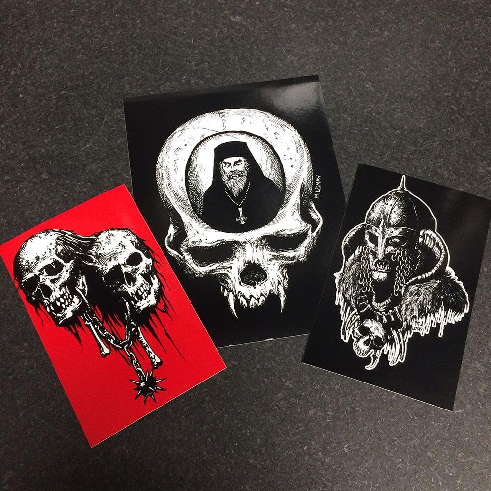Image of Sticker set