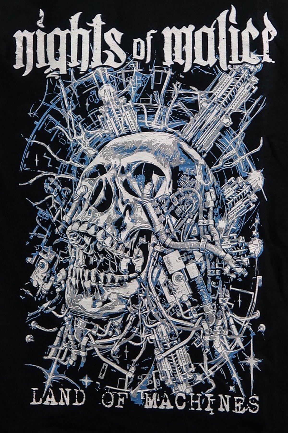 """Image of """"Land of Machines"""" Short Sleeve"""