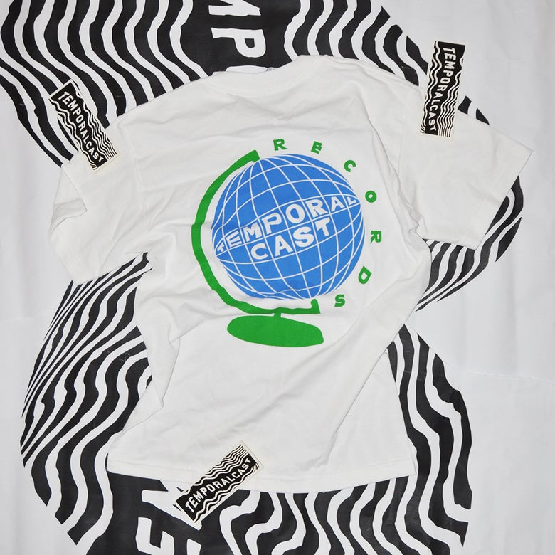 Image of TCST Globe back print Tee