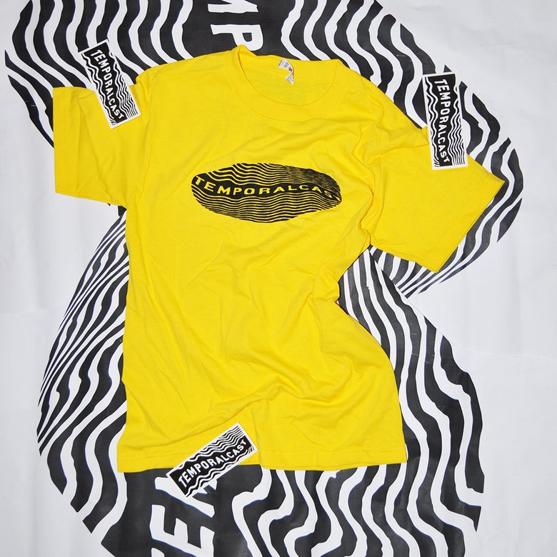 Image of TCST Logo tee Yellow