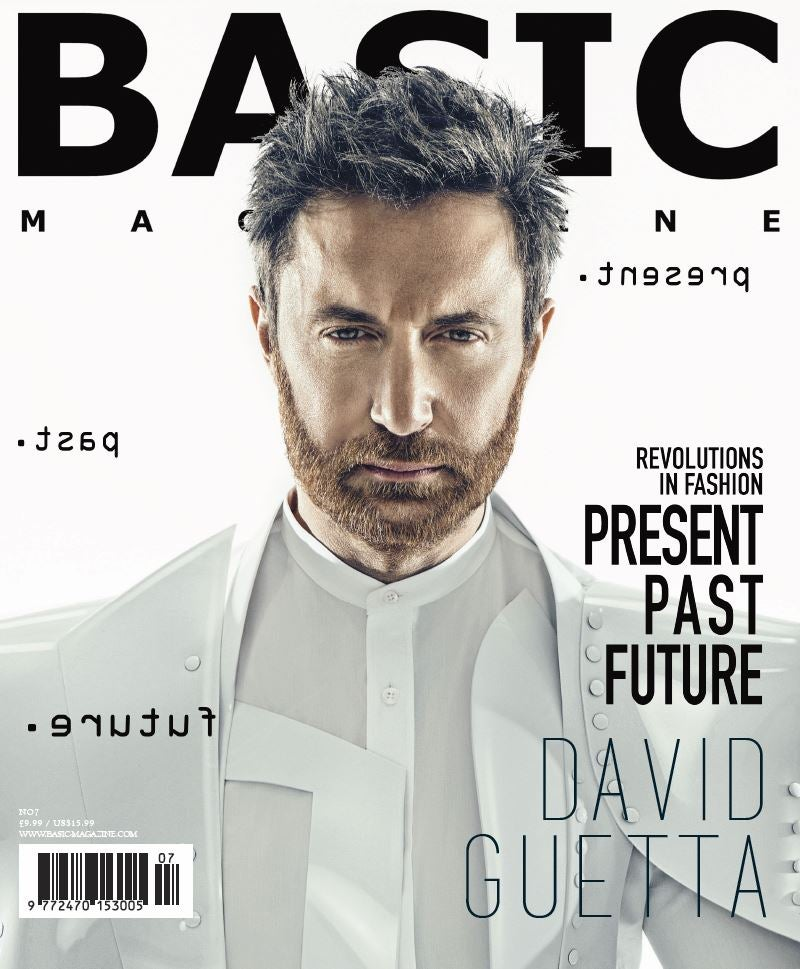 Image of BASIC DAVID GUETTA  || Present. Past. Future. Issue 7