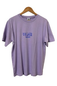 Image of STOKE 4D TEE <br/> MAUVE