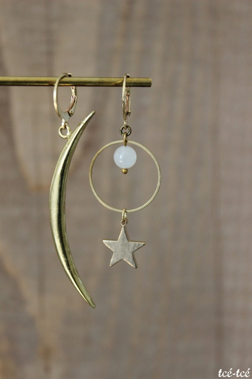 "Image of Boucles ""Fly me to the moon"""