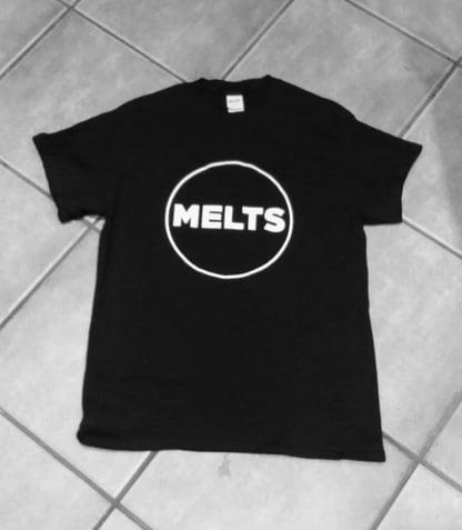 Image of Melts White Logo