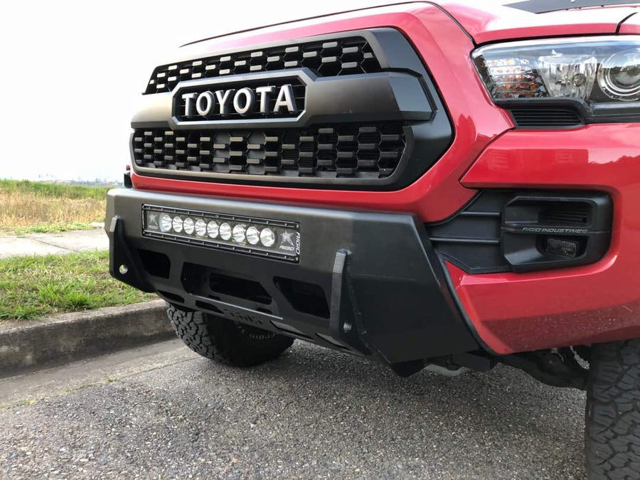 Image of TMT UnderGuard Winch bumper Tacoma (2016+)
