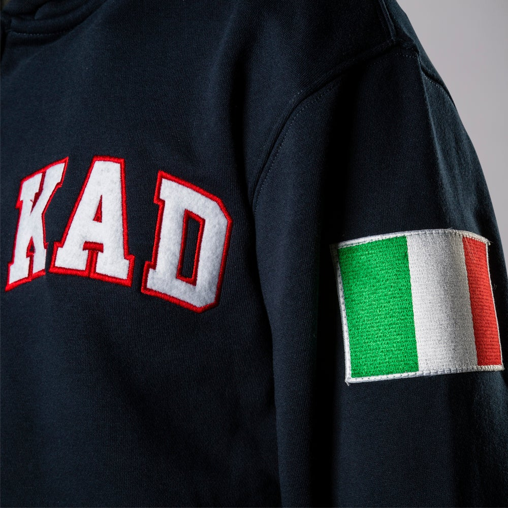 Image of KAD Hooded Navy