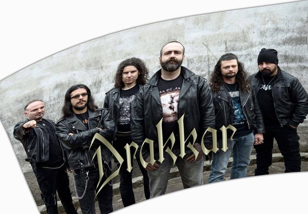 "DRAKKAR ""Cold Winter's Night"" LP"