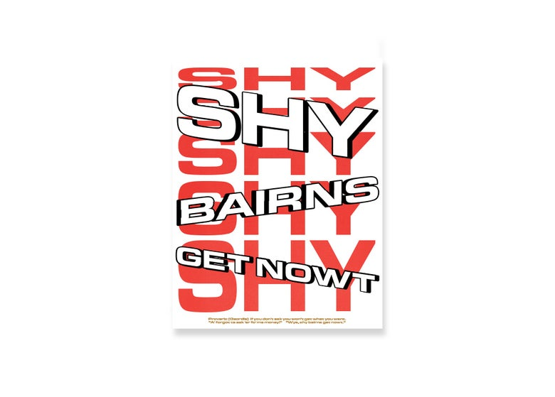 Image of Futures Series: Shy Bairns