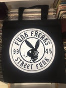 Image of Street Badge Record Tote Bag