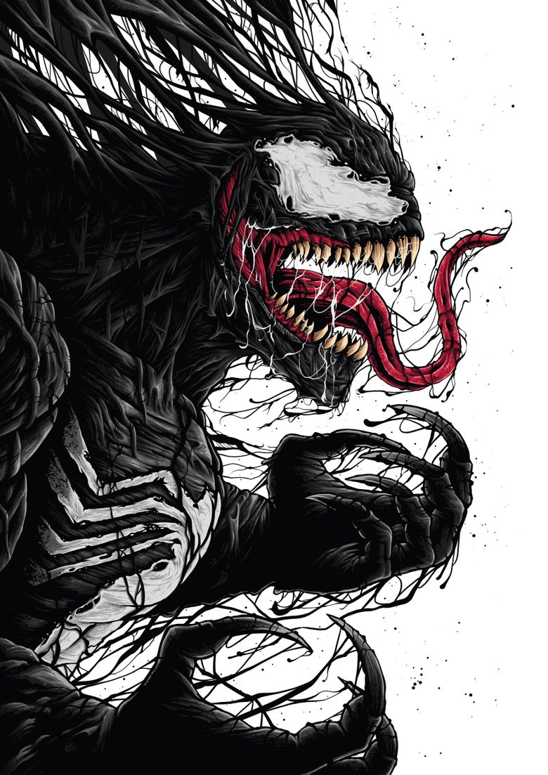 Image of Venom - *NEW PRINT*
