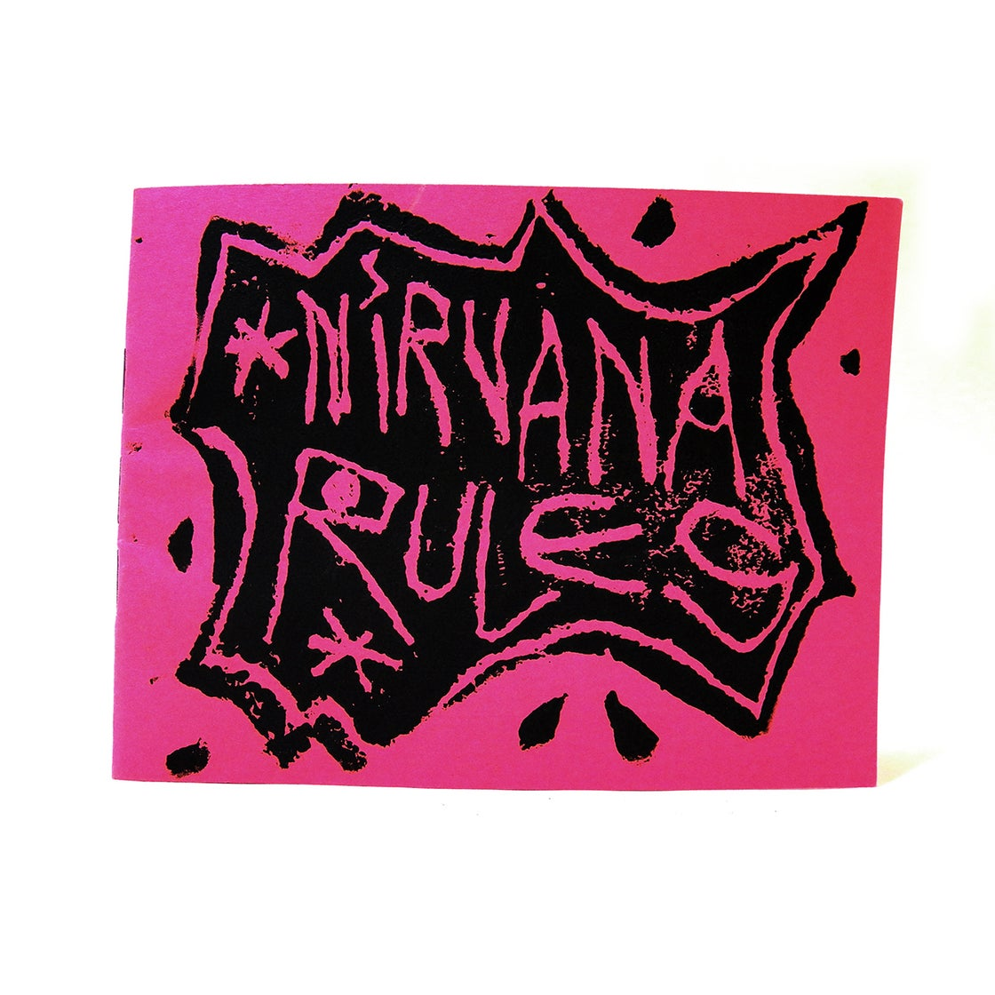 Image of NIRVANA RULES - ADAM VOID