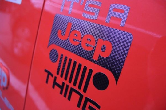 Image of It's a Jeep Thing