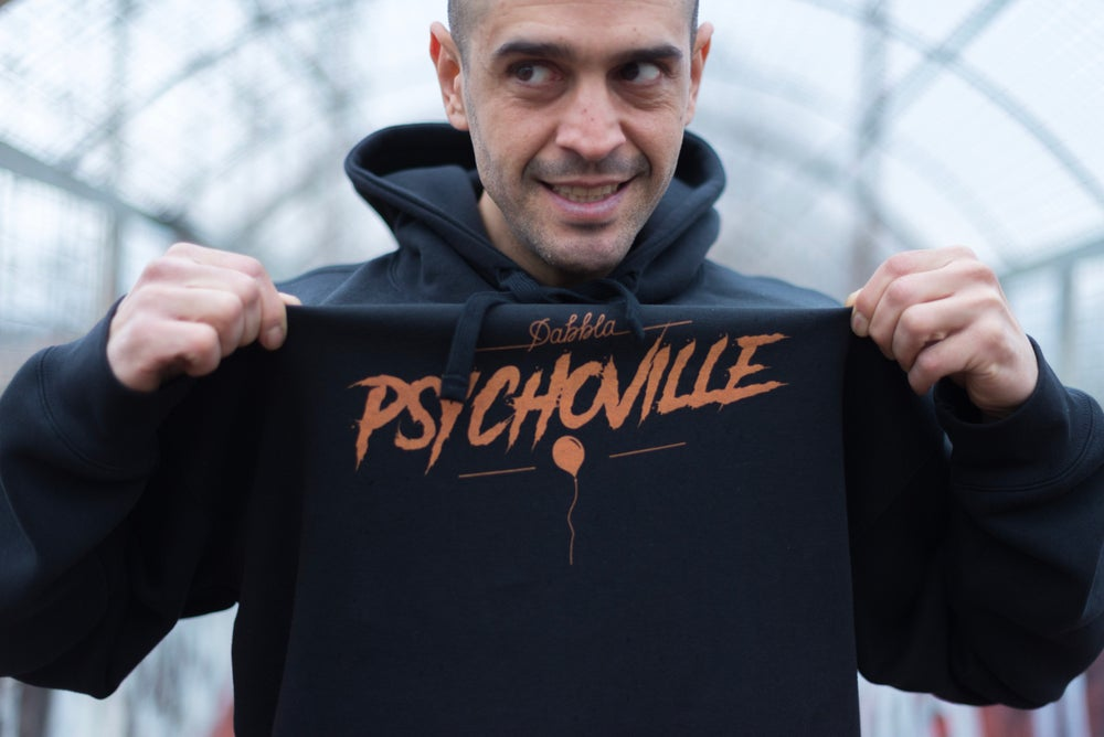 Image of Psychoville Hoody (Limited Edition)
