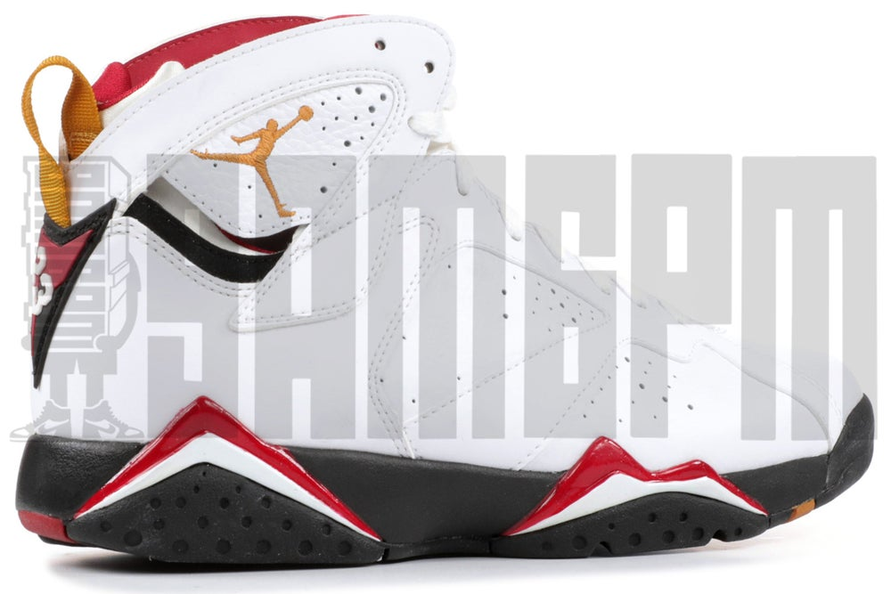 "Image of Nike AIR JORDAN 7 RETRO ""CARDINAL"""