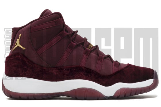 "Image of Nike AIR JORDAN 11 RETRO RL GG ""HEIRESS"""