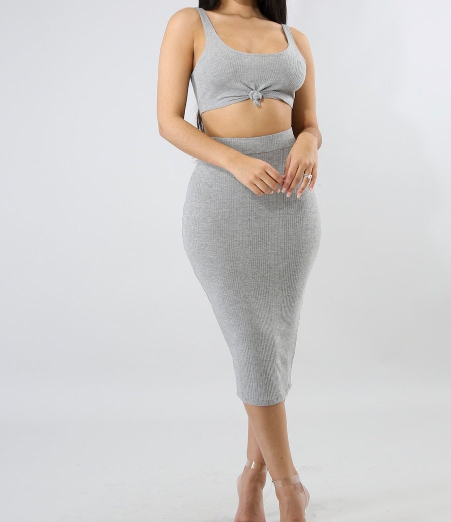 Image of Marita grey set