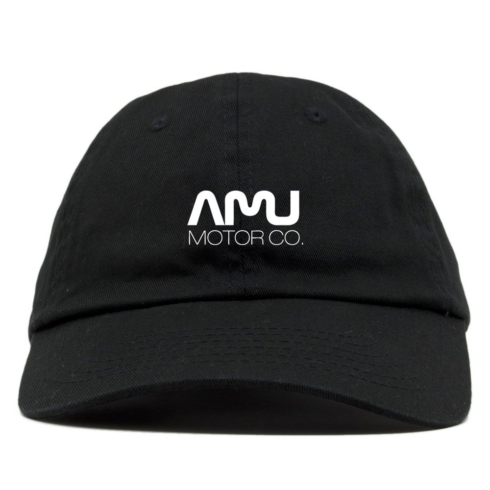Image of AMU Motor Co. Dad Hat