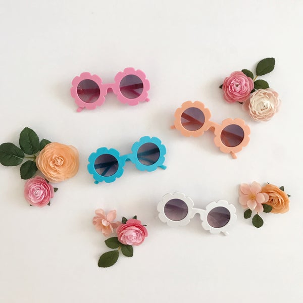 Image of Flower Sunnies - Spring/Summer
