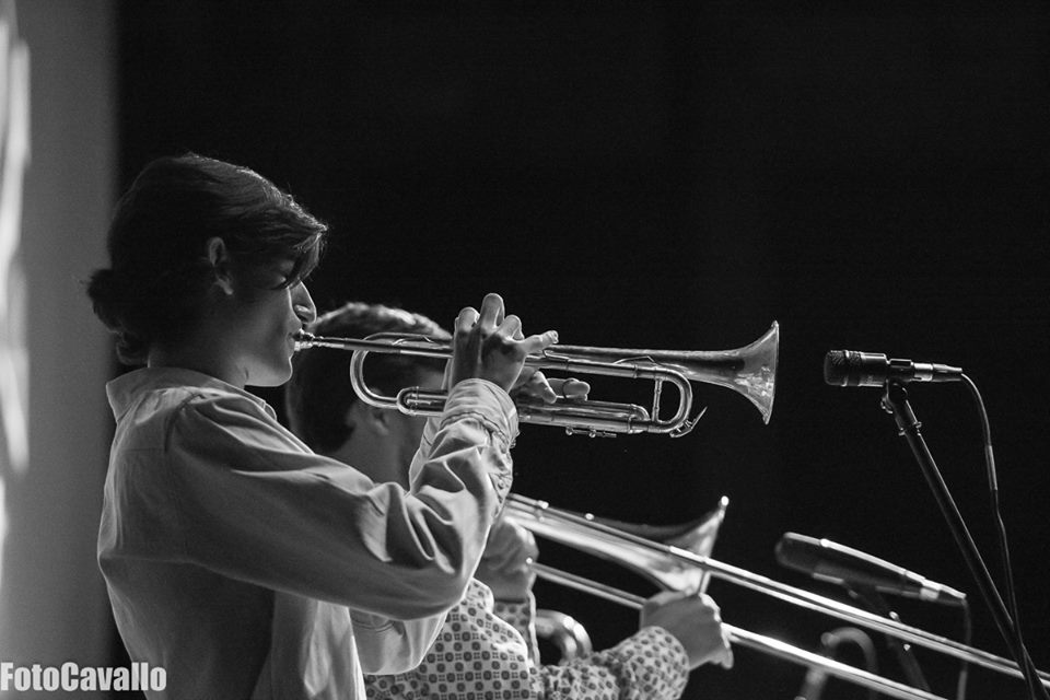 Image of Joe Gullace Trumpet Lesson