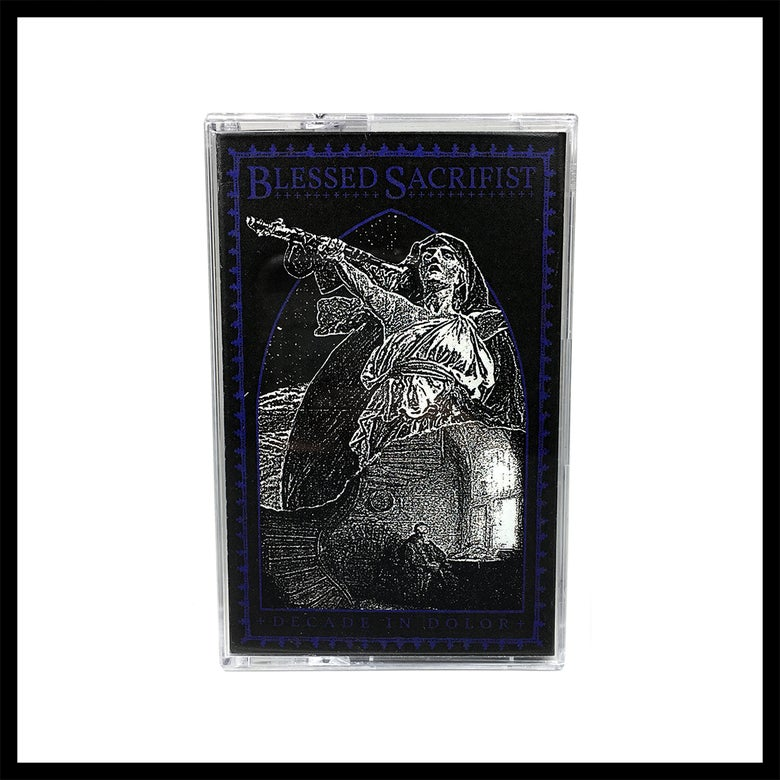 "Image of Blessed Sacrifist - ""Decade In Dolor"" S/S C30"