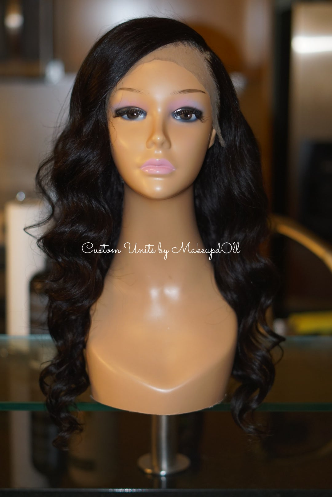 "Image of ""ASHLEY"" Glueless Full Lace Wig! (18"")"