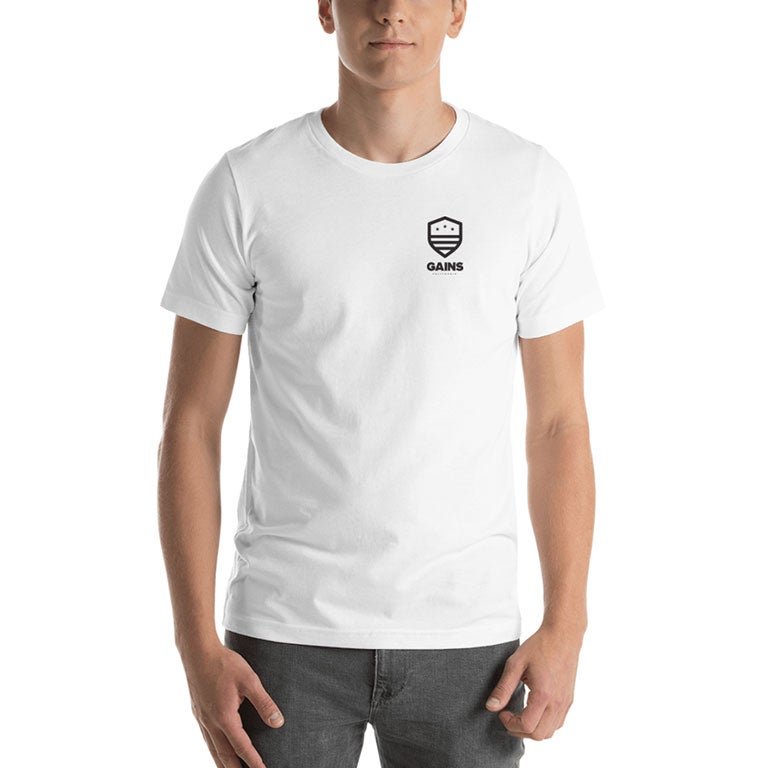 Image of Gains - Tee (Men's)
