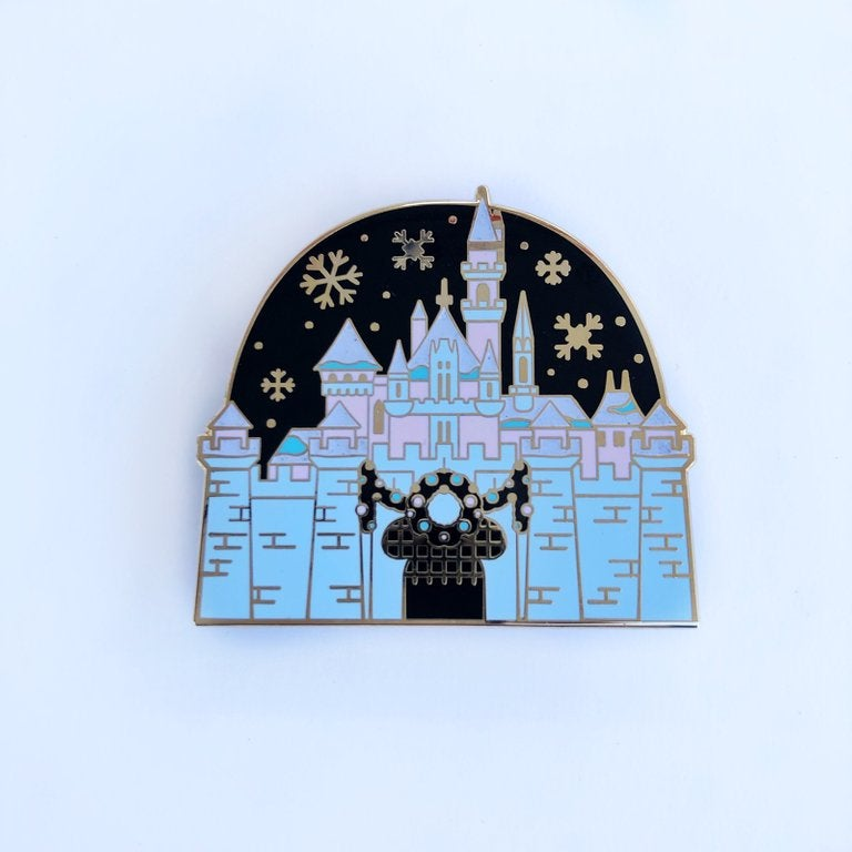 Image of Seconds Kingdom LE Winter Pin