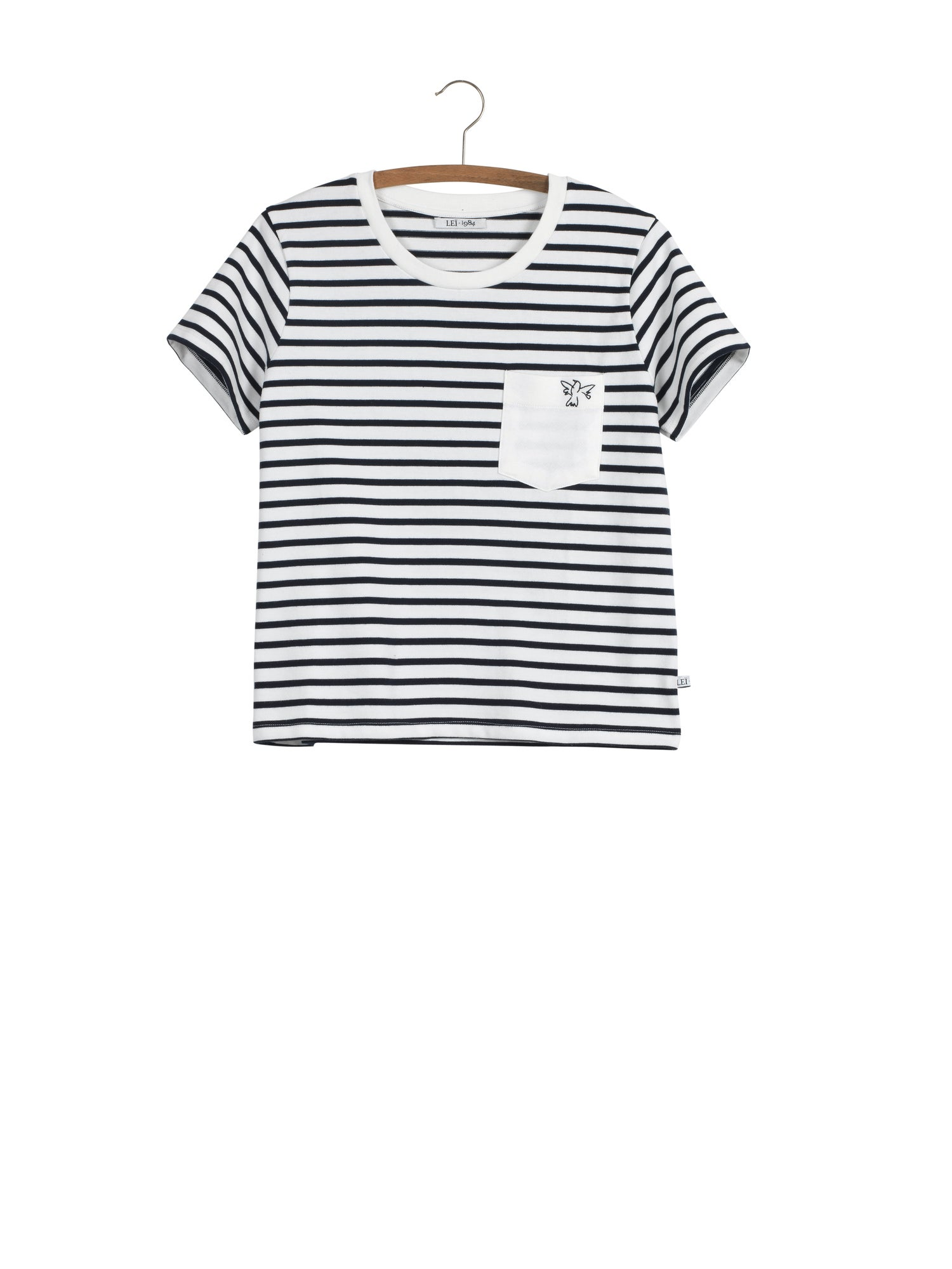 Image of Tee-shirt PIMPRENELLE rayé
