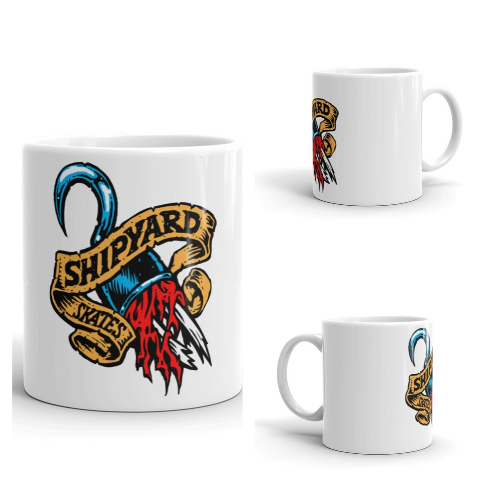Image of Shipyard Hook Coffee Mug