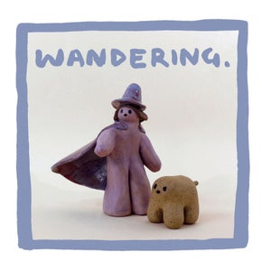 Image of Wizard and Soft Pig by Rosie Brand