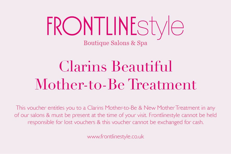 Image of Clarins Beautiful Mother-to-Be Treatment