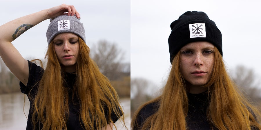 Image of LET THEM FALL - BEANIE