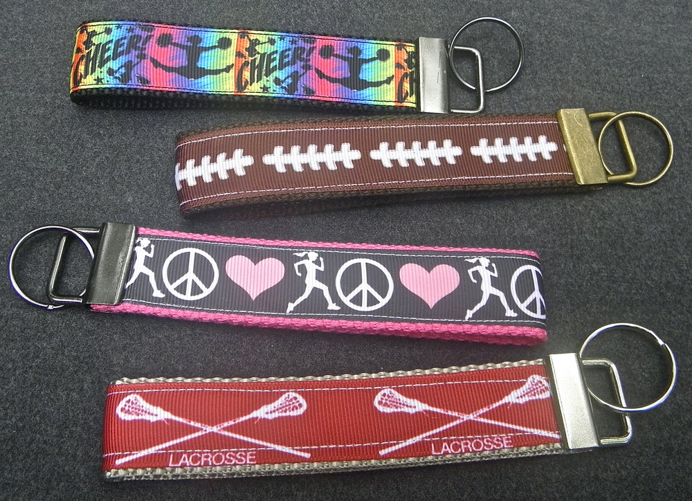 Image of Sports Fan KeyChain FOBs