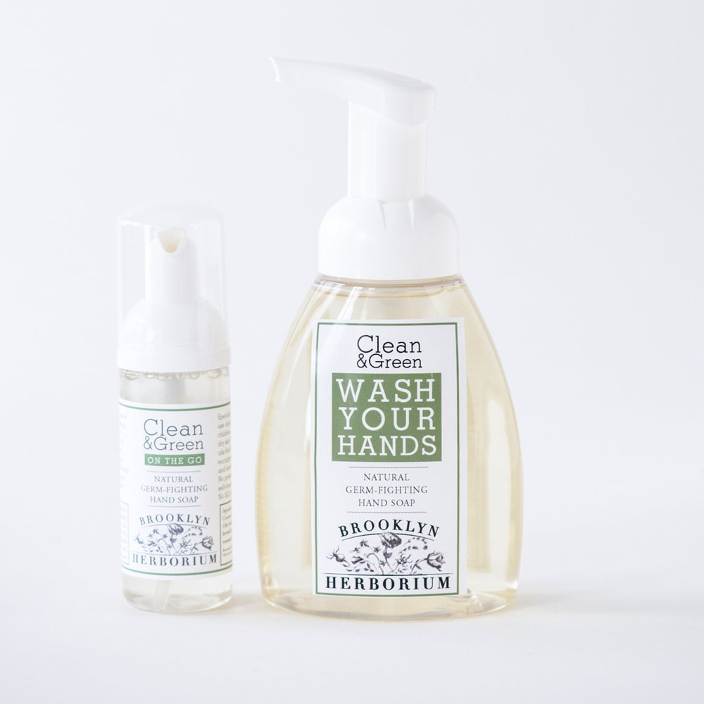 Image of Clean & Green Hand Soap