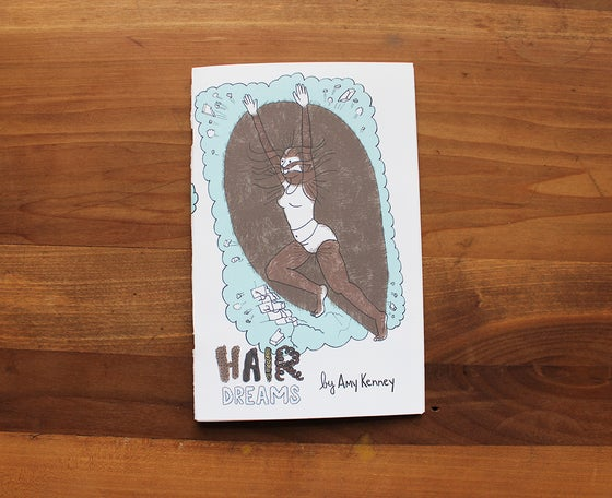 Image of Hair Dreams Zine
